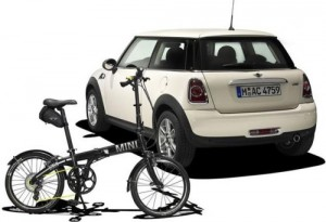 Bicicleta plegable Mini (BMW)